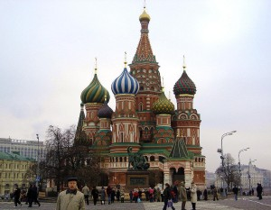 聖ワシリー教会