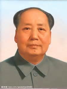 毛沢東画像