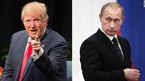 プーチンとトランプ